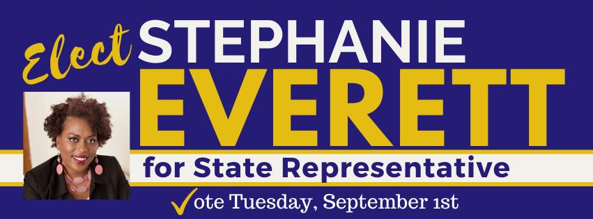 #electeverett-for-state-rep